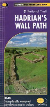 Hadrian's wall path 1:40.000