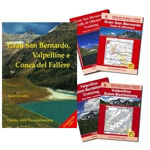 Composizione Gran San Bernardo, Valpelline, Conca del Fallère