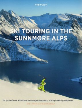 Ski touring in the Sunnmore Alps