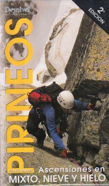 Pireneos, ascensiones en mixto, nieve et hielo