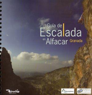 Guia de escalada en Alfacar - Grenada