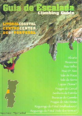 Guia de escalada do Litoral Centro de Portugal