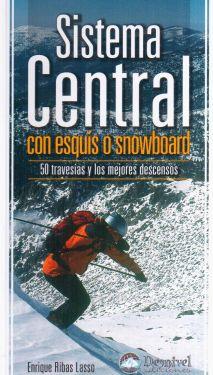 Sistema Central con esquis o snowboard