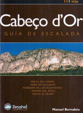 Cabeço d'Or guìa de escalada