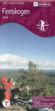Finnskogen Nord 1:50.000 f 2706