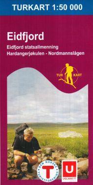 Eidfjord 1:50.000 f 2677