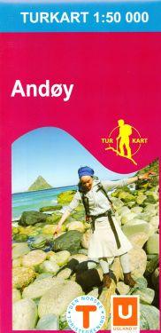 Andoy 1:50.000