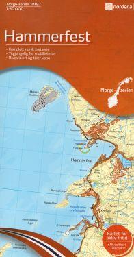 Hammerfest 1:50.000