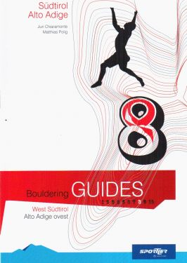Alto Adige bouldering guides vol.8 - Alto Adige ovest