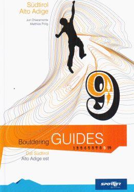 Alto Adige bouldering guides vol.9 - Alto Adige est