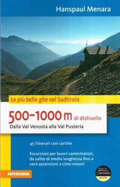 500-1000 m di dislivello (Alto Adige)
