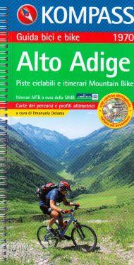 Alto Adige, piste ciclabili e itinerari mountain bike