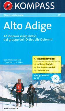 Alto Adige 47 itinerari scialpinistici