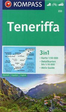 Teneriffa - Tenerife 1:50.000