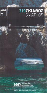 Skiathos / Sciato 1:15.000