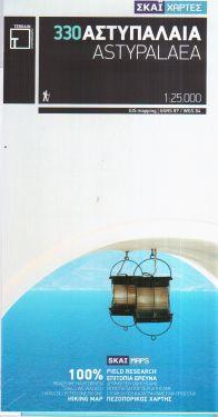 Astypalaea / Stampalia 1:25.000