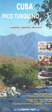 Pico Turquino 1:50.000