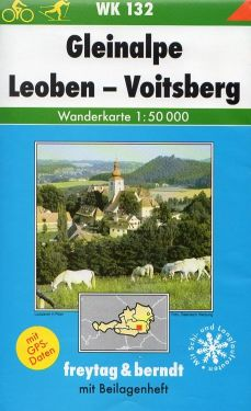 Gleinalpe, Leoben, Voitsberg 1:50.000