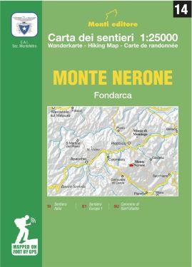 Monte Nerone 1:25.000 (14)