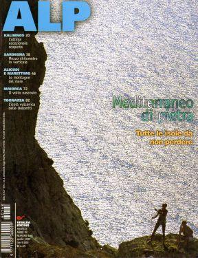 Alp n°168 - Mediterraneo di pietra
