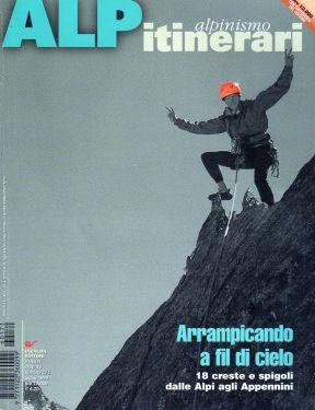 Alp itinerari alpinismo n° 171