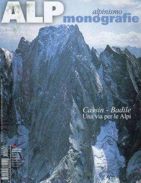 Alp monografie n°187 - Cassin / Badile