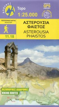 Asterousia, Phaistos / Asterousia, Festo 1:25.000