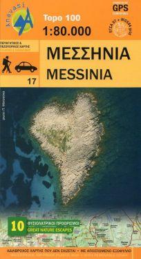 Messinia 1:80.000