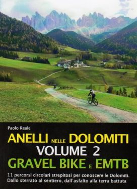 Anelli nelle Dolomiti gravel bike e mtb vol.2