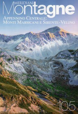 Meridiani Montagne n°105 - Appennino Centrale: Monti Marsicani e Sirente-Velino