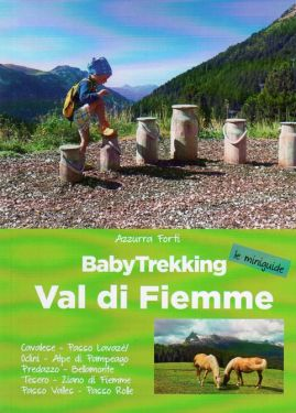 Babytrekking Val di Fiemme