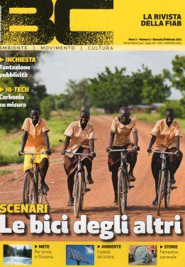 BC Amici della bicicletta - La Rivista della Fiab n°2-1