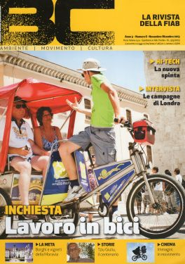 BC Amici della bicicletta - La Rivista della Fiab n°3-6