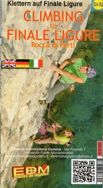 Climbing to Finale Ligure - Rocca di Perti f.SV52
