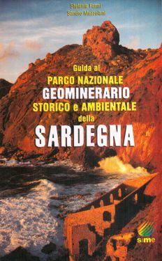 Parco Nazionale geominerario della Sardegna 1:300.000