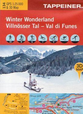 Val di Funes f.134 1:25.000