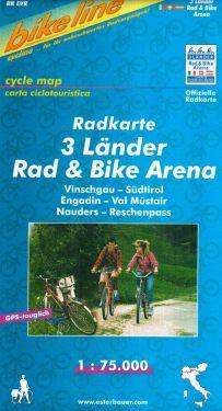 3 Lander & Bike Arena 1:75.000