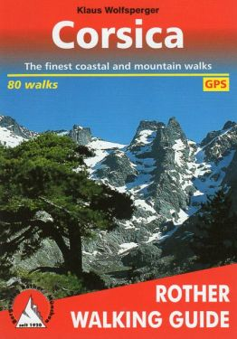 Corsica walking guide