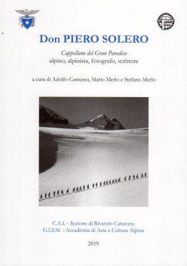Don Piero Solero - Cappellano del Gran Paradiso