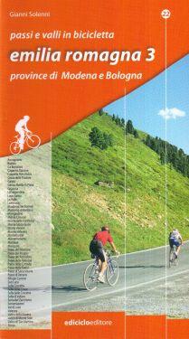Passi e valli in bicicletta - Emilia Romagna vol.3