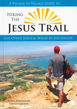 Hiking the Jesus Trail