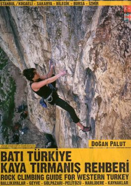 Rock climbing guide for Western Turkey