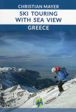 Ski touring with sea view - Greece, Grecia