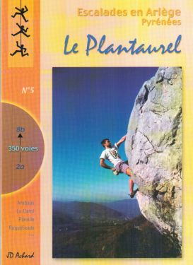Escalades en Ariège Pyrénées  Le plantaurel