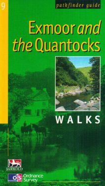 Exmoor and the Quantocks, walks