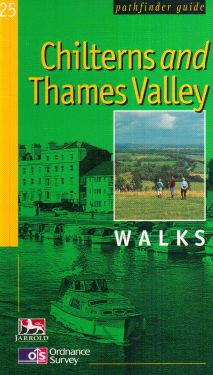 Chilterns and Thames Valley, walks