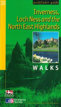 Inverness, Loch Ness and the North East Higlands, walks