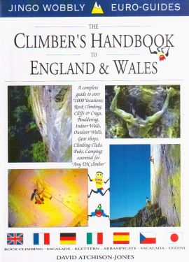 The climber's handbook to England & Wales
