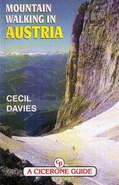 Mountain walking in Austria
