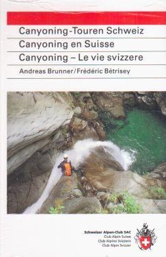 Canyoning le vie Svizzere
